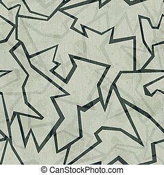crack seamless pattern with grunge effect