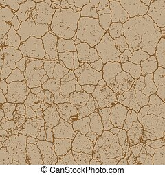 Cracked Earth Texture