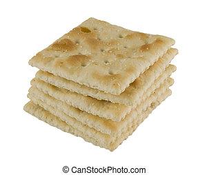 cracker, quadrato