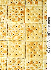 Crackers arrangement