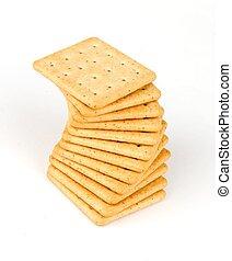 crackers -  crackers