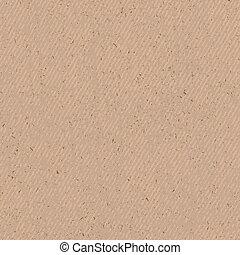 Craft paper grunge seamless texture