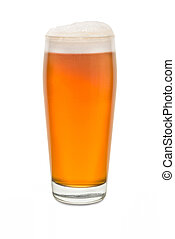 Craft Pub Glass with Beer #7