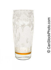 Craft Pub Glass with Empty Glass #2
