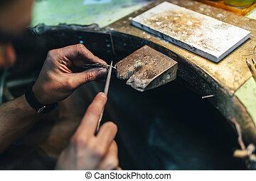 crafting, gioielleria, gioielliere