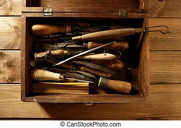 craftman, herramientas manuales, carpintero, artista