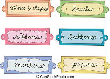 Crafts Labels
