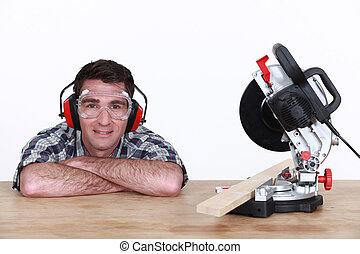 Craftsman circular saw