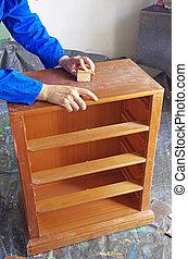 craftsman grinding