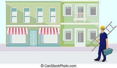 Craftsman illustration.eps