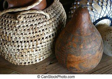craftwork, afrikai