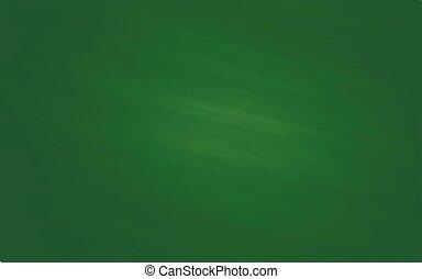 craie, vert, conception, planche