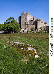 Craigmillar Castle, Edinburgh - Craigmillar Castle in...