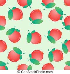 Cranberry pattern