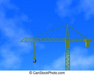 Crane 3d