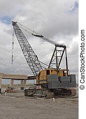 Crane - Construction crane