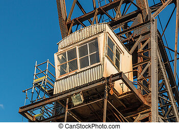 Crane Control House