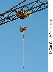 Crane detail
