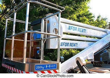 Crane repair tool for rent