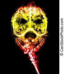 cranio, fumo