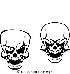 cranio, pericolo