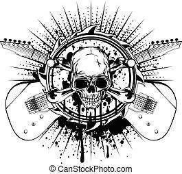 cranio, violões, var, 16