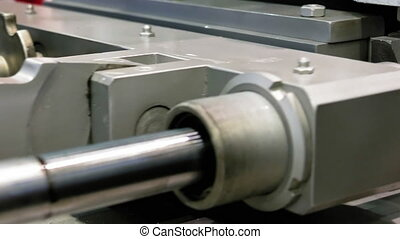 Crank drive gear of industrial plant machine - Crank drive...