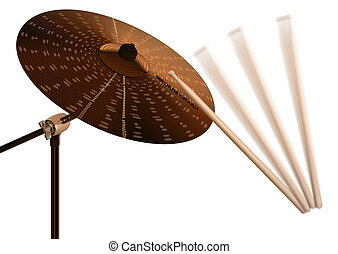 Holding Crash Cymbals : cymbal illustrations and clip art 2 093 cymbal royalty free illustrations and drawings ~ Hamham.info Haus und Dekorationen