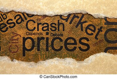 Crash prices