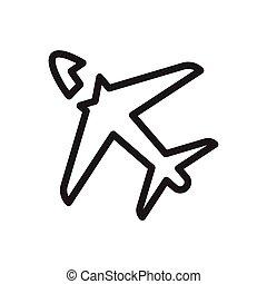 crash  thin line icon