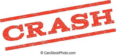 Crash Watermark Stamp