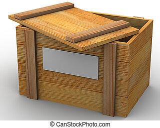 crate.