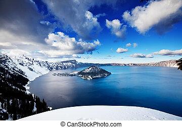 Crater lake - Crater Lake