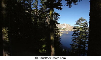 Crater Lake National Park, Oregon, pan