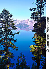 Crater Lake National Park, Oregon, United States