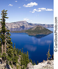 Crater Lake Oregon Unites States, North America
