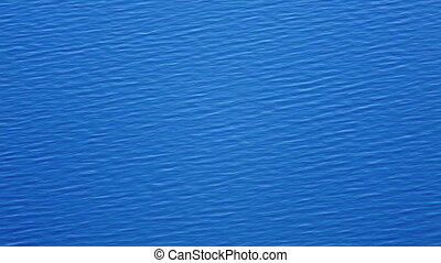 Crater Lake - Blue water of Crater Lake National Park,...