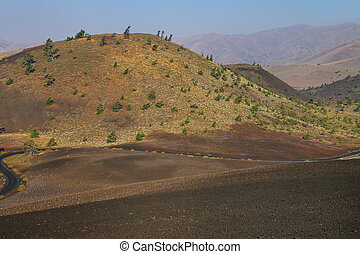 Craters of the Moon National Monument, Idaho, USA