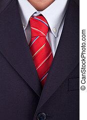 cravate, complet