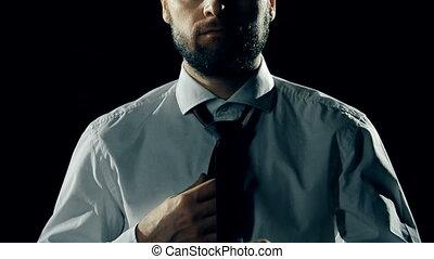 cravate, noeud
