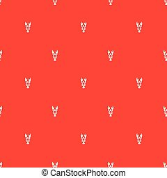 crawfish pattern
