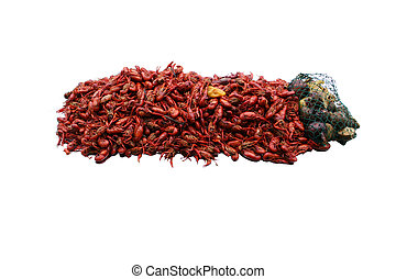 Crawfish1 - Forty pounds of pure dee pleasure for eating