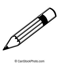 crayon, 3d