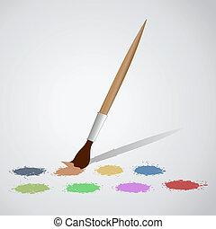 crayon, art