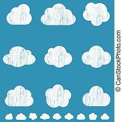 Crayon Clouds