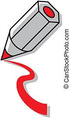 crayon couleur