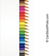 crayons, collections