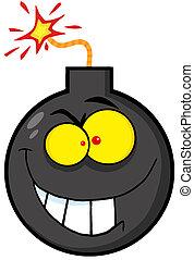 Crazy Evil Bomb