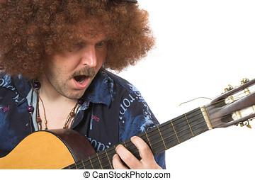 CRazy musician