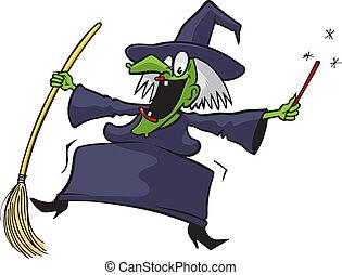 Crazy Witch 2